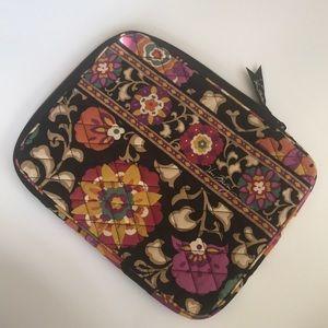 Vera Bradley Tablet Sleeve -Retired Pattern Suzani